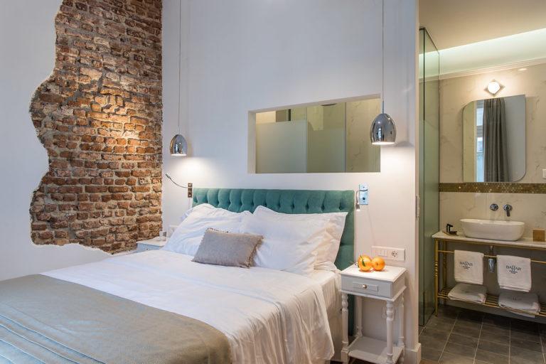 Bahar deluxe room